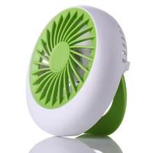 Мини USB вентилятор, перезаряжаемый вентилятор воздушного охлаждения, 3 режима скорости, настольный вентилятор для ПК, ноутбука, вентилятор в...(China)