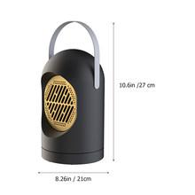 Прочный прочный Электрический Профессиональный обогреватель воздуха, теплый вентилятор для дома, гостиной, офиса, спальни(China)
