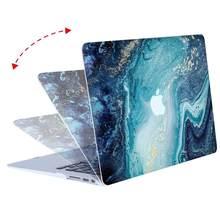 Чехол MOSISO A1989 A2159 A1708 A1706 Pro 13, 2018, 2019, чехол для ноутбука, чехол для нового Macbook Air13 дюймов A1932, защитный чехол для сенсорного экрана(Китай)