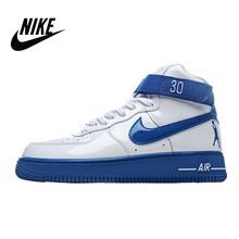 Новинка, высокое качество, Nike Air Force 1 Low 07, Льняная мужская и женская обувь для скейтбординга, уличные кроссовки, амортизация, AA4061 200()