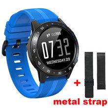 LEMDIOE Смарт-часы Android gps пульсометр Монитор артериального давления с компасом давление воздуха независимый звонок умные часы для меня(Китай)