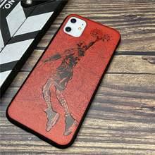 Спортивный мягкий чехол для iphone 11 pro x xs max xr 8 7 6 6s plus, силиконовый чехол для телефона, чехол для баскетбола(Китай)