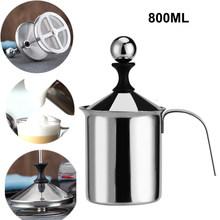 350 мл-1000 мл чайник из нержавеющей стали с двойными стенками, изолированный заварочный чайник с одним фильтром(Китай)