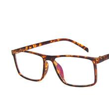 Прямоугольник, синий светильник, очки для мужчин, прозрачные компьютерные очки, игровые очки, прозрачная оправа, Ретро стиль, анти синий луч,...(Китай)