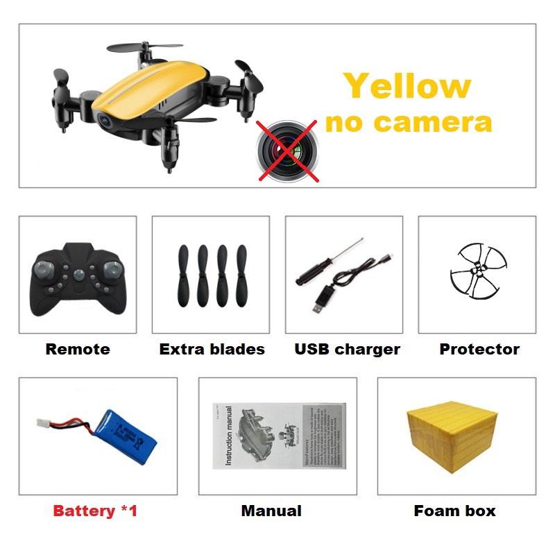 LAUMOX T10 Радиоуправляемый Дрон с HD камерой мини Дрон WiFi FPV складной Квадрокоптер вертолет Безголовый режим удержания высоты селфи дроны(Китай)