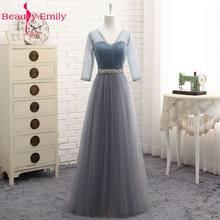 Темно-розовые кружевные платья невесты из тюля Свадебные платья-трапеция выпускного вечера Платья для вечеринки(Китай)
