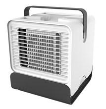 Мини-кондиционер, портативный вентилятор для охлаждения воздуха, вентилятор для офисного и домашнего использования, USB-кондиционер, очисти...(Китай)