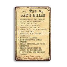 Предупреждение ющая Жестяная Табличка с надписью, металлическая вывеска для собаки в винтажном стиле, металлическая вывеска-плакат, Ретро ...(Китай)