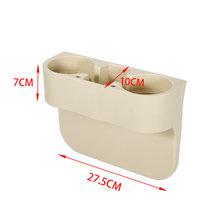 Органайзер для автомобильного сиденья, кожаный PU держатель, органайзер, многофункциональное автомобильное сиденье, ящик для хранения, ABS, с...(Китай)