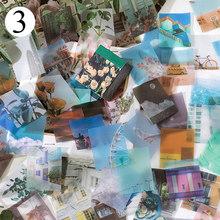 366 листов винтажный материал бумага мини Скрапбукинг/оформление карт/Журнал проект DIY Украшение дневник Ретор ломо карты(Китай)