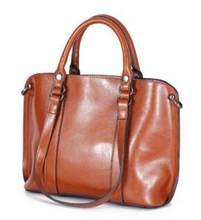 Модные женские кожаные сумки, женские сумки через плечо из натуральной кожи, сумки через плечо для женщин, сумки-тоут, женские ручные сумки ...(Китай)