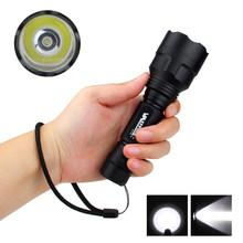 C8 зеленый тактический охотничий флэш-светильник винтовочный оружейный светильник + лазерный точечный прицел + переключатель + 2*20 мм рельсов...(Китай)