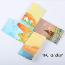 80K Мини Милая тетрадь для дневника с подкладкой бумаги Винтаж Ретро Книга-блокнот школьные канцелярские принадлежности(Китай)
