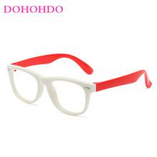 Детские оптические очки, оправа для детей, для мальчиков и девочек, для близорукости, по рецепту, оправы для очков, прозрачная оправа для очк...(Китай)