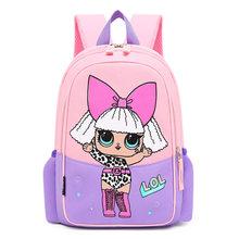 Рюкзак LOL Toys Джордж сюрприз Mochila Сумка школьная милая сумка Plecak 3d сумка мультяшный принт милый аниме Детский рюкзак для детского сада(Китай)