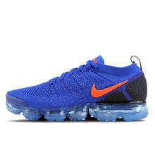 Оригинальные мужские кроссовки для бега Nike Air Vapormax Flyknit 2, удобные дышащие кроссовки хорошего качества с сеткой для бега и спорта на открытом ...(Китай)