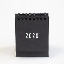 Планер PHANTACi Simplicity Agenda 2020, настольный календарь, еженедельный ежемесячный планер, чтобы сделать список, настольный календарь, офисные принад...(Китай)