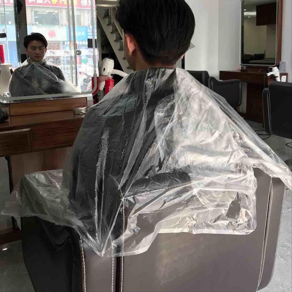 450pcs Bulk Disposable Hair Cutting