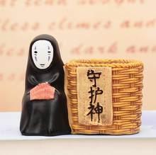 Без лица человек ручка держатель мультфильм Безликий карандаш держатель как Настольный Органайзер(Китай)