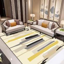 Антибактериальные Геометрические Сетки, ковер для гостиной, спальни, кухни, ванной, моющийся, защита от плесени, защита пола(Китай)