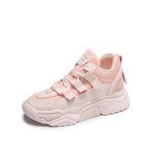 MBR FORCE/женская повседневная обувь; Новинка 2020 года; Модная обувь на плоской подошве; Удобные женские кроссовки на молнии со шнуровкой; Женска...(Китай)