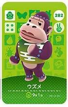 Amiibo Card NS игровая серия 4 (281 до 320) карточка для скрещивания животных(Китай)