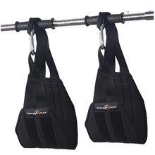 Ремни на лямках для тренажерного зала, оборудование для дома, для фитнеса, подтягивающий брусок, подвешивающий живот, подвешивающий пояс дл...(Китай)