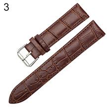 Кожаный ремешок для часов универсальный ремешок для мужчин t Кожаный ремешок для часов для мужчин и женщин 16 мм 18 мм 20 мм 22 мм ремешок для час...(Китай)