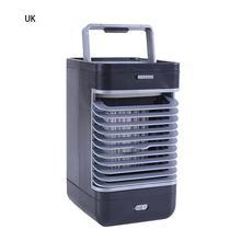 Портативный кондиционер, беспроводной кулер, мини вентилятор, увлажнитель, система, офисный Мини кулер, низкий уровень шума, прочный(Китай)