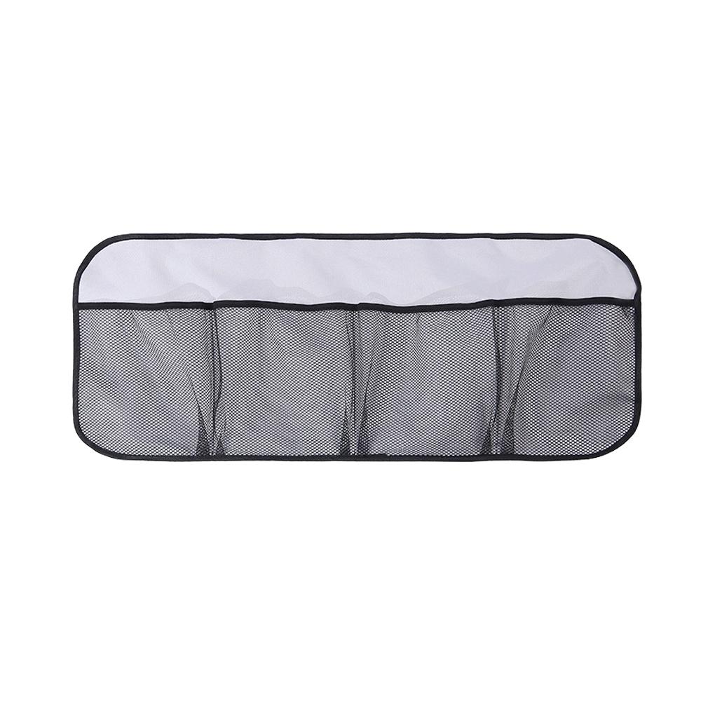 Автомобильная Задняя сумка для хранения на спинку сиденья мульти-карманы автомобильные сетки автомобили сумка-Органайзер для багажника ав...(Китай)
