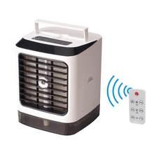 USB мини-охладитель воздуха маленькие вентиляторы для кондиционирования воздуха летний портативный кондиционер Персональный вентилятор дл...(Китай)