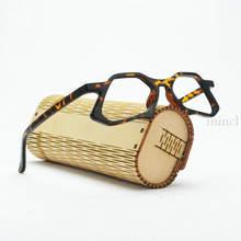 MINCL/полная оправа близорукая близорукость близорукие очки винтажные Роскошные Квадратные прозрачные оправы очки женские-1,5 с коробкой NX(Китай)