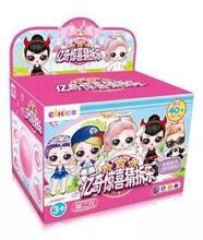 Lol новая кукла-сюрприз eaki II lol для детей и детей, забавная игрушка «сделай сам», кукла принцессы, оригинальная коробка, модная модель мечты(Китай)