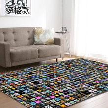 Большой Европейский мягкий ковер, коврики для гостиной, детские игровые коврики для комнаты, ковры с принтом пианино для декора гостиной и д...(Китай)