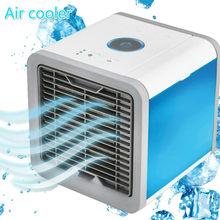 Воздушный кулер Arctic Air, персональный космический кулер, мини-вентилятор с водяным охлаждением, устройство для кондиционера, домашний офисны...(Китай)