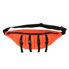 Новая поясная сумка унисекс, поясная сумка, женские сумки через плечо, в стиле хип-хоп, нагрудная сумка, уличная сумка с высокой вместительно...(Китай)