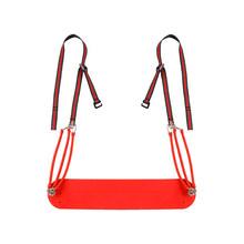 Тянущаяся полоса сопротивления для помещений, горизонтальная планка для тренировок, эластичная веревка или двойная ручка EDF88(Китай)