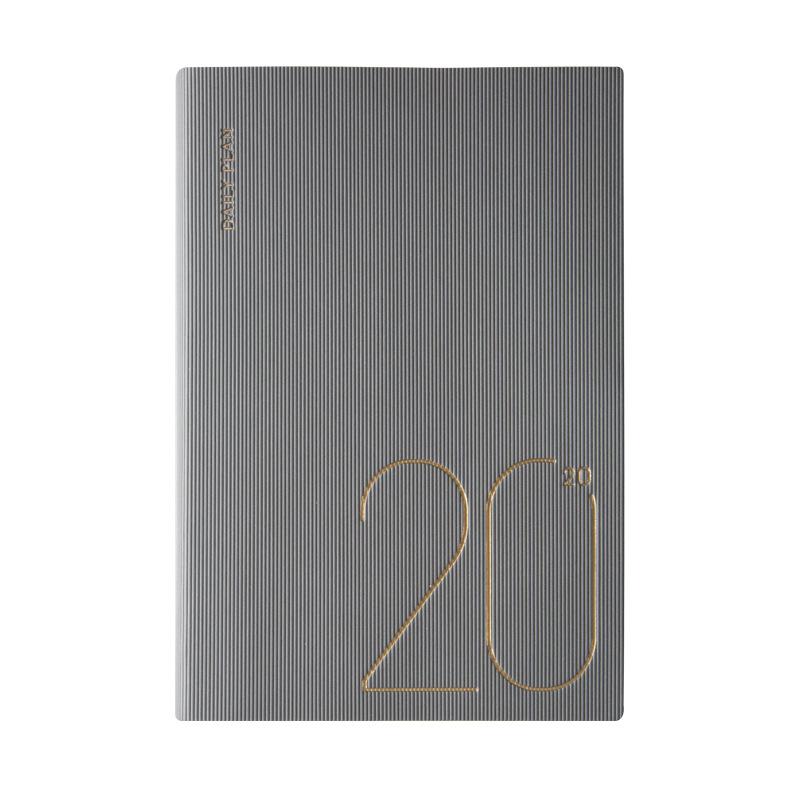 Повесток дня 2020/2020 планировщик Органайзер A5 дневник записная книжка ежемесячный недельный журнал записная книжка личный бизнес план путеш...(Китай)