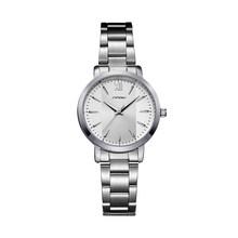 Sinobi Новые Модные кварцевые часы для влюбленных простые мужские и женские часы пара наручных часов свадебный подарок Clcok Relojes Homble 2020(China)