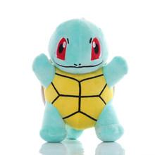 Pikachu Charmander Eevee Mewtwo плюшевый игрушечный джиггглицуф лапрас генгар умбреон плюшевые мягкие игрушки для детей подарок peluche(Китай)