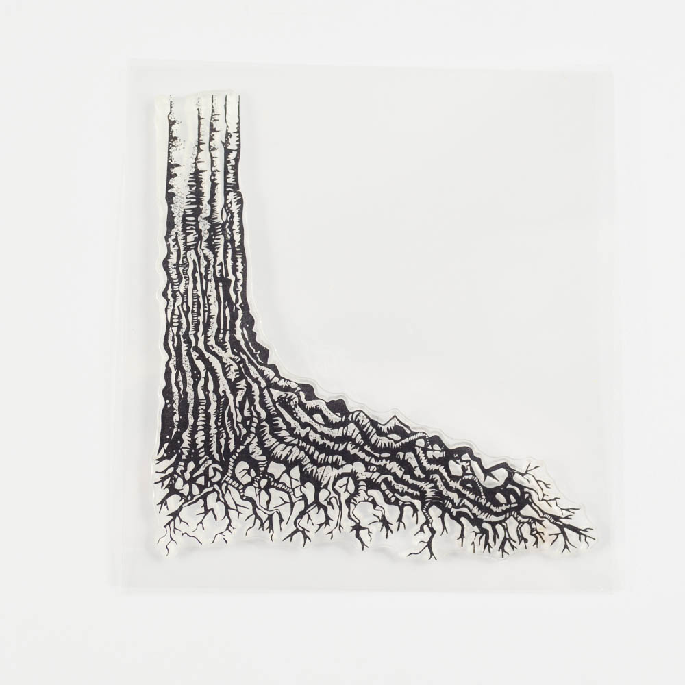 Дерево прозрачный Штамп для DIY Скрапбукинг/изготовление открыток/Детские Рождественские веселые украшения(Китай)