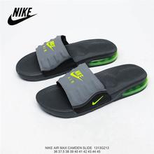 Nike Air Max Camden Slide/Повседневная пляжная обувь из мягкой кожи; Тапочки для мужчин и женщин; Размеры 36-45()