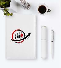 Персонализированный Профессиональный планировщик 2020 кожаный Органайзер и ручка Подарочный набор-2()