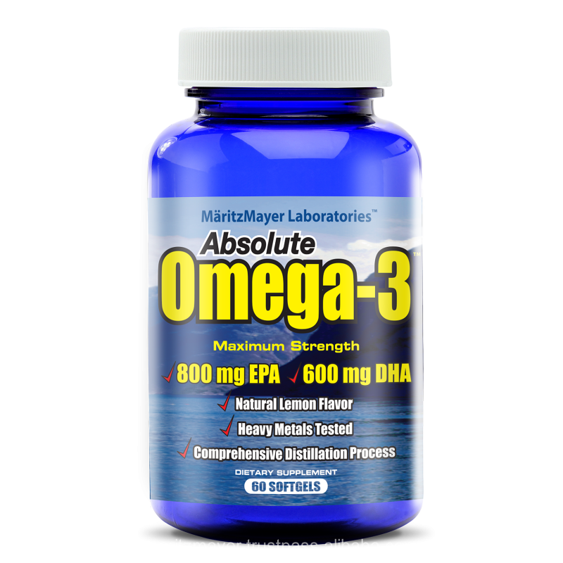 High quality omega 3 fish oil supplements