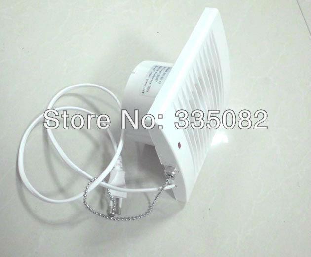 Wholesale-2pcs/lot Portable 100mm Kitchen Bathrooms Window Toilets Bedroom  bathroom Exhaust Fan ventilating fan Air Vent 4 free