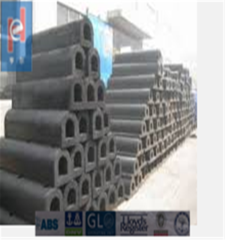 D Shape Rubber Fenders Used For Pier Protection Buy