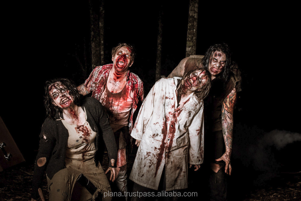 Zombie Laser Tag Melee Pack For Zombie Actors Buy Ac