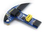 AVR פיתוח המנהלים ATmega128A-AU 8-bit RISC AVR ATmega128 פיתוח לוח +11 ערכות אבזר =OpenM128 חבילה B