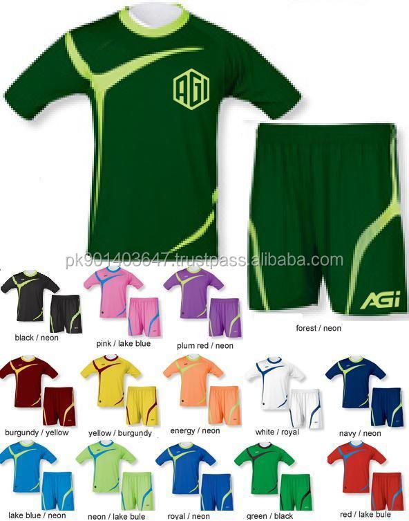 Complete Soccer Uniform 64