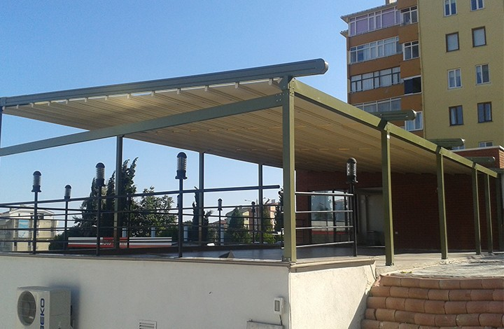 All Weather Pergola Awning System - Buy Home And Garden ...